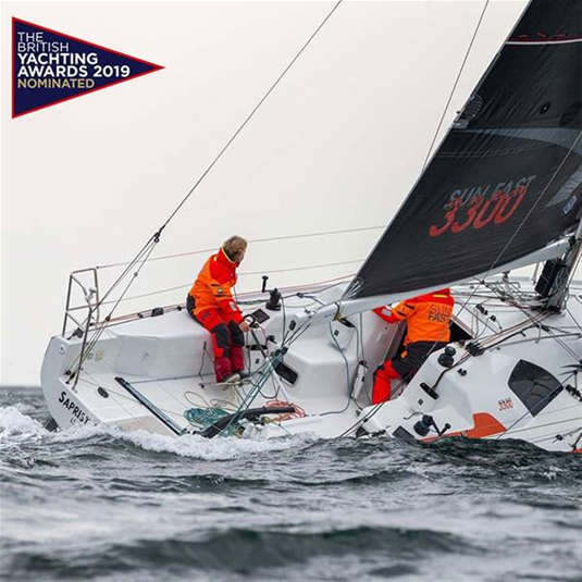 Two new Jeanneau sailboats nominated for the British Yachting Awards 2019